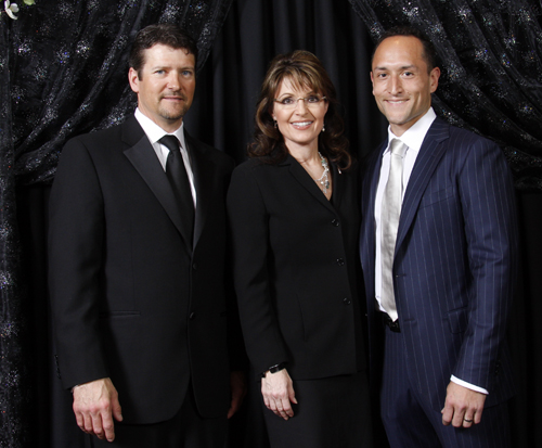 Todd Palin, Governor Sarah Palin, Larry Maher