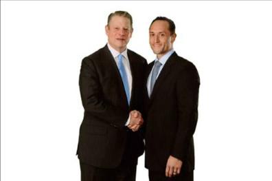 Vice President Al Gore, Larry Maher